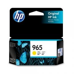 HP 965 原裝墨盒 Yellow 3JA79AA 700頁