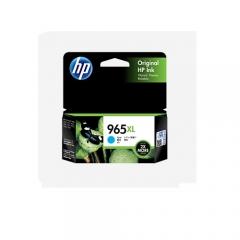 HP 965XL 969XL 原裝高容量墨盒 965XL Cyan 1600頁