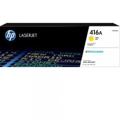 HP 416A 原裝碳粉 W2042A YELLOW(2.1K)