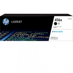 HP 416X 原裝高容量碳粉 W2040X BLACKA(7.5K)