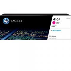 HP 416X 原裝高容量碳粉 W2043X MAGENTA(6K)