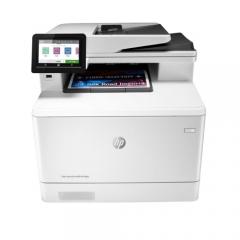 HP Color LaserJet Pro MFP M479fdw 鐳射打印機