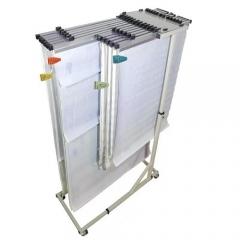 FAX88 A0-A2工程圖紙掛架 可伸縮 掛架連 A1夾 A2夾 各6個