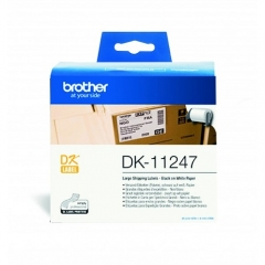 Brother DK-11247 大型運輸包裝標籤帶180個
