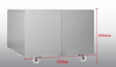 影印機打印機可移動矮櫃 60W x 60D x 60H cm