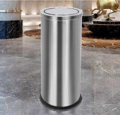 不锈鋼辦公室及電梯大堂垃圾桶
