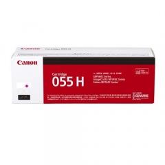 Canon Cartridge 055 原裝碳粉 055HM 紅色高容量 5.9K