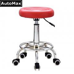 AutoMax 吧椅 升降酒吧椅 紅色
