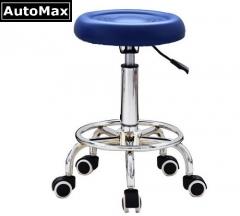 AutoMax 吧椅 升降酒吧椅 藍色