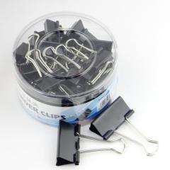 長尾夾 (Black) Binder Clip - 多款尺寸可供選擇 50mm 12個裝