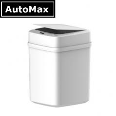 AutoMax 智能感應垃圾桶 #116169 純白 10L