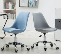 AutoMax 時尚簡約書房椅 會議椅  辦公椅 電腦椅 #116251 白色