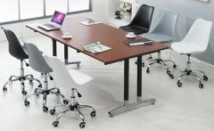 AutoMax 時尚簡約書房椅 會議椅  辦公椅 電腦椅 #116251 黑色