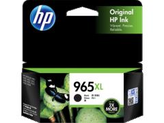 HP 965XL 969XL 原裝高容量墨盒 965XLBlack 2000頁