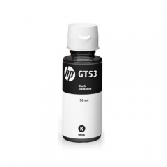 HP GT53 原裝 INK BOTTLE BLACK 6000頁 135ML GT53 約4000