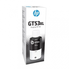HP GT53 原裝 INK BOTTLE BLACK 6000頁 135ML GT53XL  約6