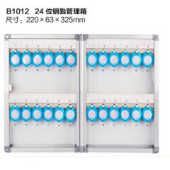 AutoMax 鋁合金 鎖匙箱 鎖匙櫃 24條