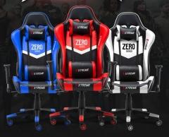 A100 Zero系列 電競椅 電腦椅 辦公椅 書房椅 游戲椅 L9700白黑升降扶手