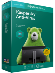 Kaspersky Anti-Virus 5 PC 3 YR (續期戶)