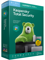 Kaspersky Total Security 1 PC 3 YR