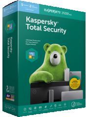 Kaspersky Total Security 3 PC 3 YR