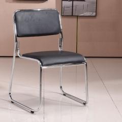 會議室椅 / 麻雀椅 (可承重130kg) 黑色 普通款