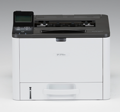 Ricoh 黑白鐳射打印機 SP 3710DN