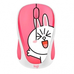 Logitech Line Friends Mouse 無線滑鼠 Cony無線滑鼠
