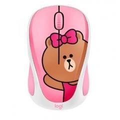 Logitech Line Friends Mouse 無線滑鼠 Choco無線滑鼠