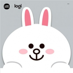 Logitech Line Friends Mouse 無線滑鼠 Cony 滑鼠墊