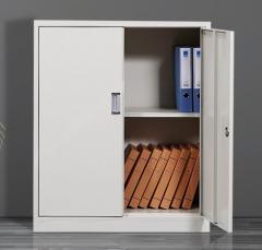 辦公室矮櫃 鋼櫃 文件櫃 組合櫃 拉門矮櫃(無窗)
