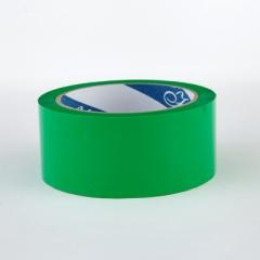 2.5寸 特大卷裝顏色封箱膠紙 顏色PP膠紙 綠色