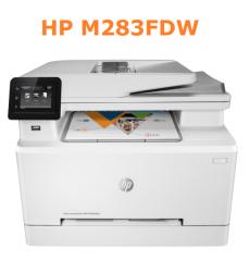 HP Color LaserJet Pro MFP M283fdw 彩色鐳射打印機 M283fdw