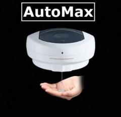 (限時特價)AutoMax 電動 皂液 搓手液機 紅外線洗手液機 自動感應 M2020=600ML