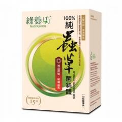 綠養坊 100%純蟲草菌絲體 60粒