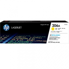 HP 206A 原裝 Laser Toner W2112A (1.2K) Y
