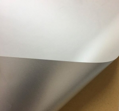 BLUE STAR 鐳射打印機專業標簽貼紙 A4 20張裝 A4 啞銀