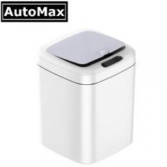 AutoMax 非接髑 智能 感應垃圾桶 AL2101 啞白 12L