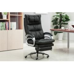FAX88 Boss Chair 系列  大班椅 黑色擱腳按摩可躺 BC8503 免費送貨