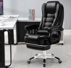 AutoMax Dule系列 D2680 辦公椅 中背椅 電腦椅 黑色 鋼制腳