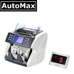AutoMax 智能 數鈔機 驗鈔機 功能 全齊 AMD880主機+顯示屏