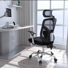 FAX88  辦公椅M15 人體工學 電腦椅    #114816 黑框黑布
