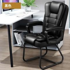 A100 Dule系列 D2681 辦公椅 弓形椅 經典黑色