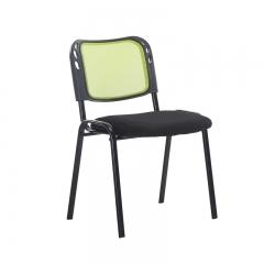 會議椅 培訓椅  折叠椅 會議室椅 綠色 1張