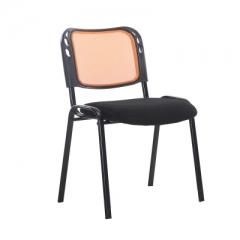 會議椅 培訓椅  折叠椅 會議室椅 橙色 1張