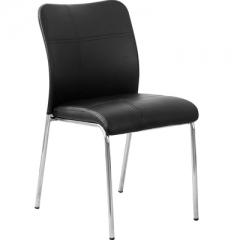 時尚 簡約 餐桌椅 會議椅 黑色 1張