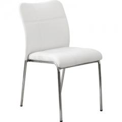 時尚 簡約 餐桌椅 會議椅 白色 1張