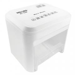 Hollies HL-430桌面型電動碎紙機 白色