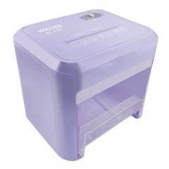 Hollies HL-430桌面型電動碎紙機 紫色