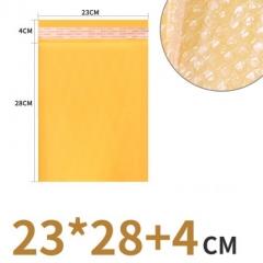 BLUE STAR 自動黏貼 牛皮紙 氣珠公文袋 汽珠公文袋  氣珠膠袋 10個裝 23x28+4c